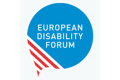 european disability forum logo